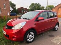 Nissan Note Accenta 1.4 (2010) - Full service history, MOT, 1 prev owner - Mint condition car