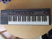 Casio Casiotone CT-102 electronic keyboard