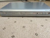 Philips DVDR 3305 ,DVD Player & Recorder,Very Good Condition, No Remote or Scart Lead