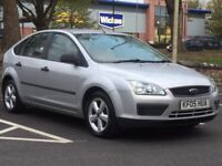 FORD FOCUS 1.6 TDCi 2005 (05 REG)**£949**DIESEL*LONG MOT*SILVER*PX WELCOM*DELIVERY AVAILABLE