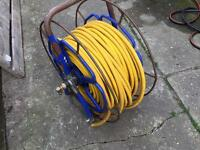 8mm water fed hose