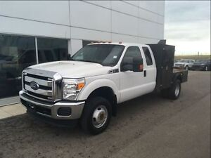2014 Ford F-350 XLT 9' WELDING DECK. $260.11 B/WEEKLY!