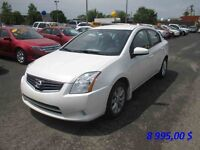 2010 Nissan Sentra 2,0****INSPECTION SECURITAIRE 62 POINTS****