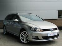 Volkswagen Golf GT TDI BLUEMOTION TECHNOLOGY DSG (silver) 2016-03-30