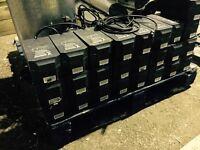 Hydroponics 600watt light kits/nutrients/fans carbon filters/pots