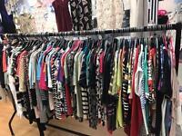 Ladies clothing Bundle 100 items all branded