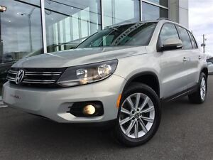 2012 Volkswagen Tiguan CUIR + TOIT OUVRANT PANO
