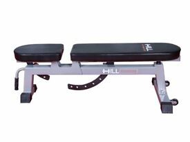 ELITE SERIES ADJUSTABLE DUMBBELL BENCH - Weights Gym