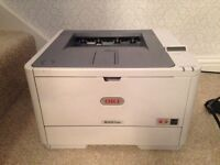 Oki A4 mono LED laser printer