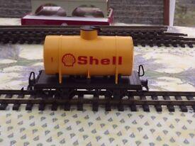 Shell Tank Wagon