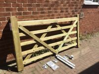 Hand Made Brand New Field Gate- Never used