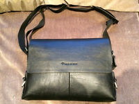 BRAND NEW BLACK MULBERRY LAPTOP MESSENGER SIDE BAG FOR MEN
