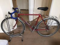 "21"" Dawes Galaxy Tour Touring Bicycle with Handbuilt Reynolds 531 Frame"