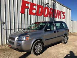 2007 Chevrolet Uplander LS Package ***FREE C.A.A PLUS FOR 1 YEAR