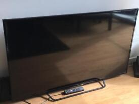 """Sony tv 55"""" 55x8005c"""