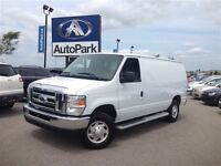 2014 Ford Econoline Commercial/ LOW KMS! / AC/ CRUISE/ TRIP ODOM