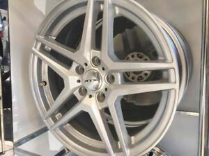 "18"" mercedes benz 5x112 alloy wheel rim"