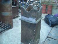 100+ year old chimney pot