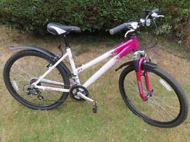 Womens Raleigh A10 Mountain Bike in Excellent condition