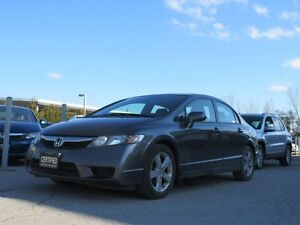 2009 Honda Civic EX / ONE OWNER / ACCIDENT FREE