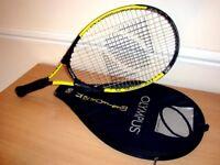 Olympus Tennis Racket with Case (Broken Zip)