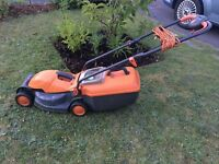 Flymo Electric Rotary Lawnmower