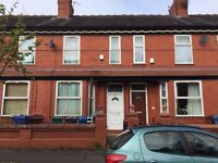 3 Bedroom House, available to rent in Fallowfield M14 .