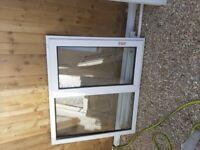 PVC 2 x windows and 2 x doors