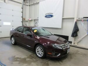 2011 Ford Fusion SEL 2.5L I4, LOW MILEAGE