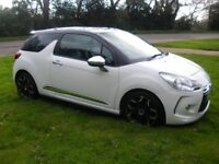 Citroen DS3 Airdream Dsport Plus 1.6 E-HDI 2012 Top of the range 61700 miles