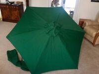 Garden Parasol (Green)