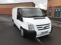 Ford transit swb 2007 long mot
