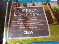 4 man dome tent brand new camping