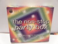 The Non-Stop Party Box. Used