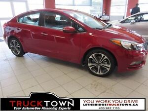2016 Kia Forte FULLY LOADED ! ALMOST BRAND NEW !