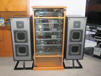 Sony HIFI Stereo System