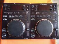 Pioneer CDJ 350 x2
