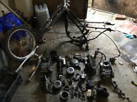 Job lot of kx 80/100 parts