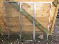 Cold frame glass