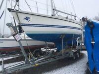 Unbeatable priced Pegasus 800 yacht