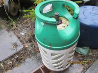 gas bottle& regulater