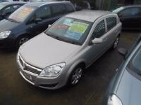 vauxhall astra 1.3 club cdti 5dr 2008 model,1 owner,full service history,11 stamps,mot april 2018
