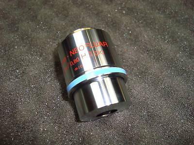 Zeiss Epiplan Neofluar 50x0.8 Hd Dic Objective