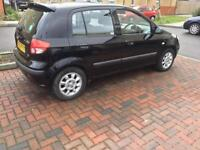 HYUNDAI GETZ CDX 1.3 2005 / 75000 Miles / FULL SERVICE HISTORY/CHEAP TO RUN /ONLY £975