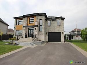 550 000$ - Maison 2 étages à vendre à Repentigny