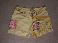Ladies summer shorts