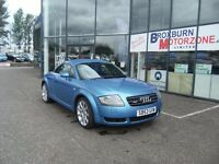 2003 53 AUDI TT 1.8 QUATTRO 3d 221 BHP FREE 12 MONTHS MOT **** GUARANTEED FINANCE ****