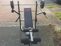 Workout Bench - Very good condition