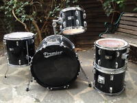 Vintage Premier Drumkit - Immaculate condition w/ some cases (incl. Leblond)