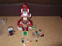 Lego - Harry Potter - The Burrow